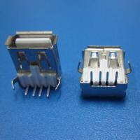 Wholesale usb 2.0 header connector 4P A/ F 90 angle Type from china suppliers