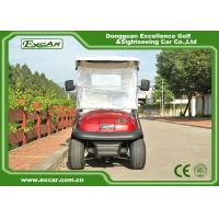 Wholesale 3.7KW 2 Seat Electric Golf Cart Curtis Controller With Italy Graziano Axle from china suppliers