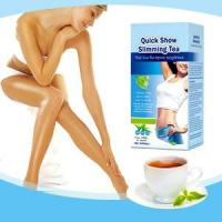 Wholesale 100% Natural Herbal Quick Show Slimming Tea 045 from china suppliers