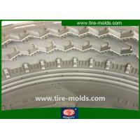 Quality OEM / ODM Q345 Aluminum Tyre Mould EDM Forging Mould 1 Year Warranty for sale