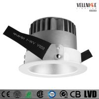 China CITIZEN COB 7W Die-Casting LED Recessed Downlight For Hotel , Led Recessed Lighting on sale