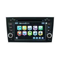 China 7 Inch TFT Touch Screen 2 Din Audi TT Car DVD Player with GPS Ipod Bluetooth for Audi A4 on sale