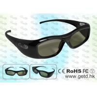 Wholesale Light weighted 3D TV IR Active Shutter Glasses from china suppliers