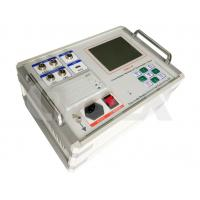 Buy cheap Anti Interference 15A Dynamic Characteristics Tester For Circuit Breaker Switch from wholesalers