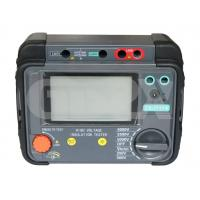 Wholesale High Voltage Megger Insulation Tester 5KV Insulation Resistance Test 1T Ohm from china suppliers