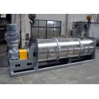 Wholesale Single Shaft Continuous Mixer With Heating And Cooling Auxiliary from china suppliers