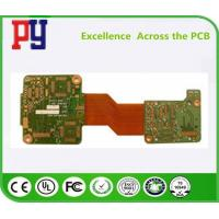 Wholesale High Precision Rigid Flex Printed Circuit Boards 8 Layers Fr4 Base Material from china suppliers