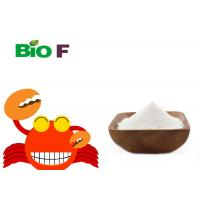 China Organic Pure Natural Food Flavourings Chitin Powder From Shrimp / Crab on sale