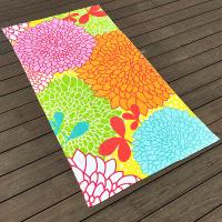 Wholesale Rainbow Kids Colorful Beach Towels from china suppliers