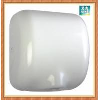 Wholesale New RoHS Certificate Most Popular Eco Friendly Automatic ABS Body Single High Speed Jet Air Blade Hand Dryer for Toilet (AK2800S) from china suppliers