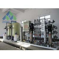 Wholesale 4 Stage Commercial RO Water System , RO Water Filter Plant With Cartridges from china suppliers