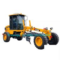 China 102hp 7000kg Scarifier Ripper Mini Small Motor Grader Road Building Machines GR100 on sale