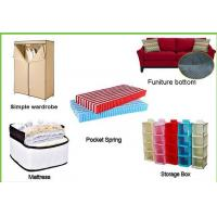 Wholesale Fireproof PP Spunbond Furniture Non Woven Fabric For Sofa / Storage Box from china suppliers