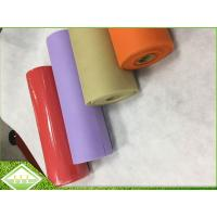 Wholesale PP Spunbonded Perforated Non Woven Fabric Roll For Disposable Table Cloth from china suppliers