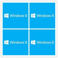 Win 8 Pro FPP Key OEM Key / Win 8.1 Pro Online Activation 32bit and 64bit Manufactures