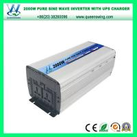 Ups 2000w Pure Sine Wave Inverter With Charger Qw