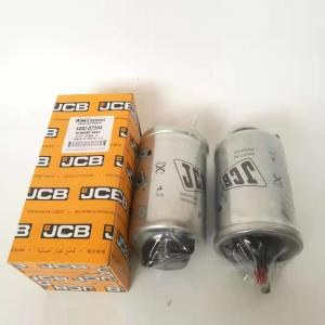 Wholesale OEM ODM Excavator Diesel Fuel Filter For JCB 320-07394 from china suppliers