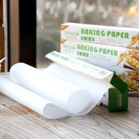 Wholesale Cake Biscuit Cookie Non Stick Baking Sheet Rolls , Parchment Paper Cookie Sheet from china suppliers