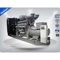 Projects Used Mega Diesel Genset / 1800 rpm Mitsubishi Engine Generator Set for Standby Power