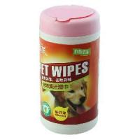 China Pets Wipes with Box (JY-00621) on sale