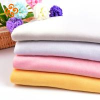 Wholesale Knit 100 Acrylic Fabric Dyed For Summer Thin T Shirt from china suppliers