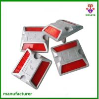 Wholesale Aluminium Yellow Road Marker Cats Eye, Aluminium Road Studs for Highways from china suppliers