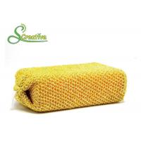 Wholesale Soft Massage Antibacterial Bath Sponge / Body Cleaning Scrubber Customized from china suppliers