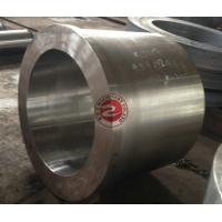 Wholesale Roller Sleeve Alloy Steel Forgings For Krupp Polysius Roller High Pressure from china suppliers