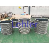 Wholesale PSB-450 Wedge Wire Screen , High - Precision 100 Mesh Strainer Basket from china suppliers
