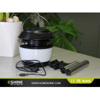 Wholesale White or Black Solar Mosquito Killer Light with ABS Material for Garden with 80Lms, 0.5W, 50000H from china suppliers
