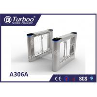 Wholesale Hottest selling swing barrier gate turnstile security systems swing gates with competitive price from china suppliers