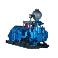 Buy cheap Double Cylinder Horizontal Reciprocating Double Action Piston Pump from wholesalers