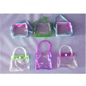 China Zipper bag , plastic bag, pvc bag on sale