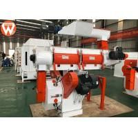 Wholesale 250mm Ring Die Animal Feed Pellet Machine With Siemens Motor And SKF Bearing from china suppliers