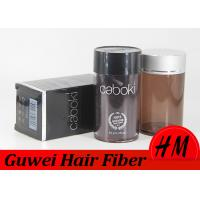 Wholesale Caboki Hair Building Fiber Powder For Men / Women Thinning Hair Loss from china suppliers