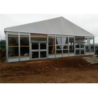 China Sun Resistant Industrial Warehouse Tent , Temporary Industrial Storage Buildings on sale