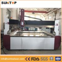 Wholesale Aluminium alloy cnc water Jet cutting machine 0-15meter/min 3.7L/min from china suppliers