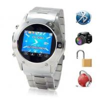 China Fashionable 1.5 Inch Display Watch Phone Touchscreen - Quad Band Single Card on sale