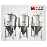 Wholesale 1000L 1500L 2000L Brewery Bright Tank , CCT Beer Stainless Steel Tank from china suppliers