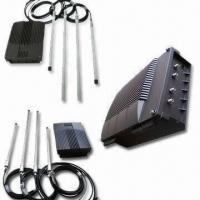 Wholesale Cell Phone Jammer with 45W Total Output Power and 20 to 95% Relative Humidity from china suppliers
