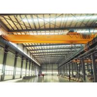 China 50 Ton Warehouse Double Beam Ce Certification Steel Overhead Crane on sale