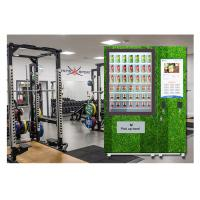 Wholesale Public Salad Jar Vending Machine With Conveyor System For Gym University from china suppliers