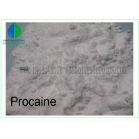 Buy cheap 99% Local Anesthetic Drugs Procaine for Pain Killer CAS 59-46-1 from wholesalers