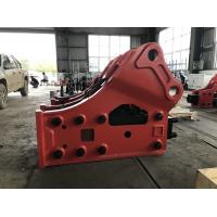 China 10-16 Ton Sany Hydraulic Breakers For Excavators , High Efficiency Skid Steer Hydraulic Hammer on sale