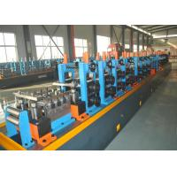 Wholesale Straight Seam Stainless Steel Tube Mill / Pipe Mill Machine With High Precision from china suppliers