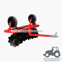 China ADH120 ATV Disc Harrow on sale