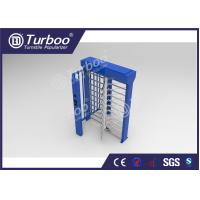 Wholesale Full Height Security Controlled Access Turnstiles With RFID Card Reader from china suppliers