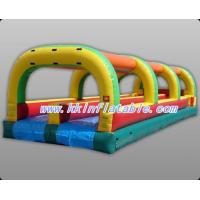 Wholesale Comfortable Inflatable Water Slide Inflatable Water Launch Rosh from china suppliers