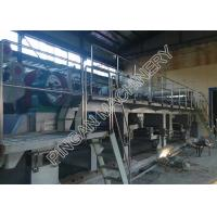 China Right Hand Type Copy Paper Making Machine Waste Paper Recycling Machine on sale