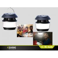 Wholesale Multifunctional LED Solar Camping Lantern For Travelling / Solar Tent Lamp from china suppliers
